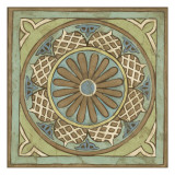 Non-Embellished Ornamental Tile I