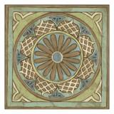 Non-Embellished Ornamental Tile I