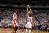 Dallas Mavericks v Miami Heat - Game Two  Miami  FL - JUNE 02: Dirk Nowitzki