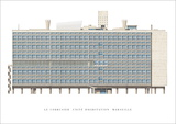 Unite d'Habitation  Marseilles
