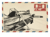 Vintage Airmail I