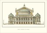 Paris  Theatre de l'Opera  Paris