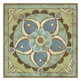 Non-Embellished Ornamental Tile VI