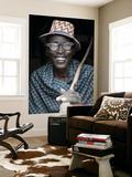 Portrait of Arbore Man  Omo Valley  Ethiopia
