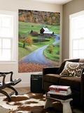 USA  New England  Vermont  Woodstock  Sleepy Hollow Farm in Autumn/Fall