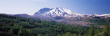 Dormant Volcano  Mt St Helens  Mt St Helens National Volcanic Monument  Washington State  USA