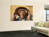 Vietnam  Hoi An  Portrait of Elderly Fisherman