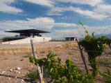 Winery in a Field  Bodega O Fournier  San Carlos Department  Mendoza Province  Argentina