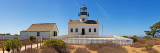 Lighthouse  Old Point Loma Lighthouse  Point Loma  Cabrillo National Monument  San Diego  CA