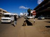 Traffic on the Road  Lilongwe  Malawi