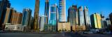 Buildings in a City  Dubai  United Arab Emirates 2010