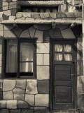 Facade of a Stone House  Tilcara  Quebrada De Humahuaca  Argentina