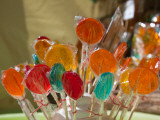 Close-Up of Lollipops  Hippie Market  San Carlos De Bariloche  Rio Negro Province  Patagonia