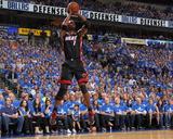 Miami Heat v Dallas Mavericks - Game Five  Dallas  TX -June 9: Chris Bosh