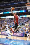 Miami Heat v Dallas Mavericks - Game Three  Dallas  TX -June 5: Dwyane Wade and Jason Terry