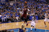 Miami Heat v Dallas Mavericks - Game Three  Dallas  TX -June 5: Dwyane Wade and Jason Terry