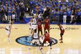 Miami Heat v Dallas Mavericks - Game Three  Dallas  TX -June 5: Tyson Chandler and Joel Anthony