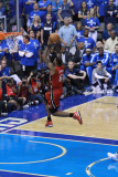 Miami Heat v Dallas Mavericks - Game Four  Dallas  TX -June 7: LeBron James