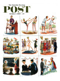 &quot;Beethoven to Bacon &amp; Eggs &quot; Saturday Evening Post Cover  October 1  1960