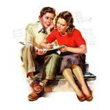 &quot;Helping with Homework &quot; May 25  1940