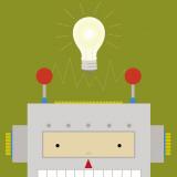 Peek-a-Boo Heroes: Robot