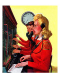 """Hotel Switchboard Operators "" June 21  1941"