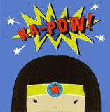 Peek-a-Boo Heroes: Supergirl