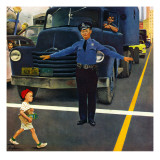 &quot;Traffic Cop &quot; September 3  1949