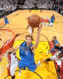 Dallas Mavericks v Miami Heat - Game Six  Miami  FL - June 12: Dirk Nowitzki and Udonis Haslem