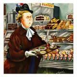 """""""NO Desserts """" March 12  1949"""