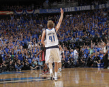 Miami Heat v Dallas Mavericks - Game Five  Dallas  TX -June 9: Dirk Nowitzki