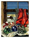 """Christmas Ornaments "" December 18  1943"