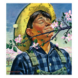 """Apple Blossoms "" May 6  1944"