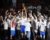 Dallas Mavericks v Miami Heat - Game Six  Miami  FL - June 12: Dirk Nowitzki