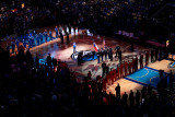 Miami Heat v Dallas Mavericks - Game Four  Dallas  TX -June 7: Kelly Clarkson