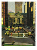 &quot;Pershing Square &quot; May 19  1945