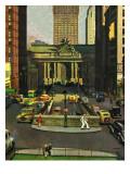 """""""Pershing Square """" May 19  1945"""
