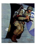 """Paratrooper "" September 12  1942"