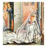"""Wedding Dress-Up "" June 1  1946"