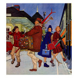 """Wrong Week at the Ski Resort "" January 14  1961"