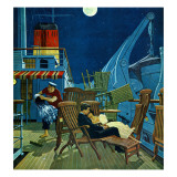 &quot;Romantic Night on Deck &quot; July 16  1960