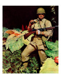 """Jungle Commando "" October 24  1942"