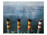 """Smoke Stacks "" October 8  1966"