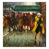 &quot;Rainy Wait for a Cab &quot; March 29  1947