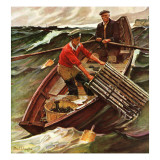 &quot;Lobstermen &quot; March 9  1946