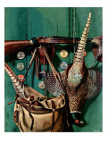 """""""Hunting still life """" November 11  1944"""