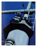 """Naval Lookout "" November 7  1942"