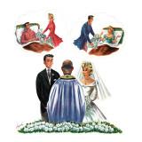 """Breakfast in Bed "" June 3  1961"