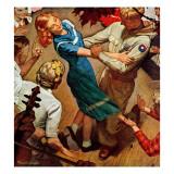"""""""Barn dance """" November 25  1944"""