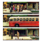 """Missed the Bus "" September 10  1949"